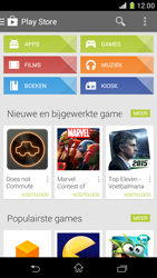 Sony Xperia Z1 Compact D5503 - Applicaties - MyProximus - Stap 4