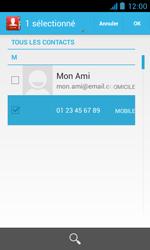 Bouygues Telecom Bs 402 - Contact, Appels, SMS/MMS - Envoyer un MMS - Étape 7