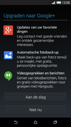 HTC Desire 620 - Applicaties - Account aanmaken - Stap 19