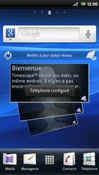 Sony Ericsson Xperia Arc - MMS - configuration automatique - Étape 8