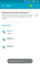 Samsung Galaxy Grand Prime - Wi-Fi - Como ligar a uma rede Wi-Fi -  8