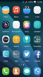Huawei Y3 - Email - Como configurar seu celular para receber e enviar e-mails - Etapa 3
