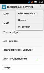 Alcatel OT-4033X Pop C3 - Internet - handmatig instellen - Stap 19