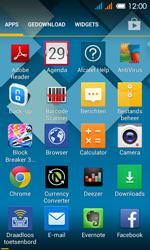 Alcatel OT-4033X Pop C3 - SMS - handmatig instellen - Stap 3