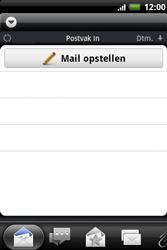 HTC A510e Wildfire S - E-mail - e-mail versturen - Stap 3
