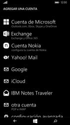 Microsoft Lumia 535 - E-mail - Configurar Yahoo! - Paso 6