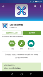 Huawei Y6 - Applications - MyProximus - Étape 9