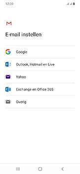 Samsung Galaxy A20e - E-mail - handmatig instellen (gmail) - Stap 8