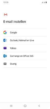Samsung galaxy-a20e-dual-sim-sm-a202f - E-mail - 032a. Email wizard - Gmail - Stap 9