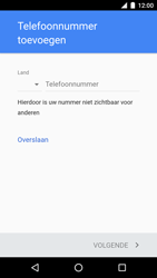 Fairphone Fairphone 2 (2017) - Applicaties - Account aanmaken - Stap 14