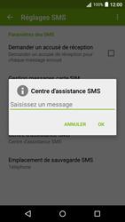 Acer Liquid Z530 - SMS - Configuration manuelle - Étape 8
