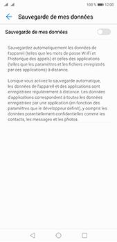 Huawei P20 pro - Aller plus loin - Gérer vos données depuis le portable - Étape 9