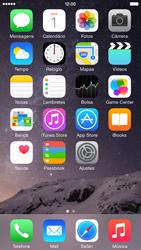 Apple iPhone iOS 8 - Aplicativos - Como baixar aplicativos - Etapa 2