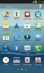 Samsung I8190 Galaxy S III Mini - Applications - Downloading applications - Step 3