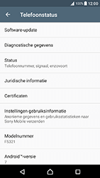 Sony xperia-x-compact-f5321-android-nougat - Software updaten - Update installeren - Stap 5