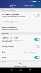 Huawei Y6 - SMS - handmatig instellen - Stap 5
