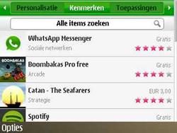 Nokia E72 - Applicaties - Applicaties downloaden - Stap 4