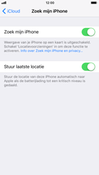 Apple iPhone 7 iOS 11 - Beveiliging en privacy - zoek mijn iPhone activeren - Stap 8