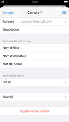 Apple iPhone 8 - iOS 13 - E-mail - Configuration manuelle - Étape 21