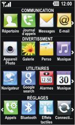 LG GD510 Pop - MMS - Configuration manuelle - Étape 3