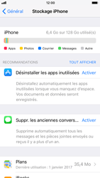 Apple iPhone 6s - iOS 11 - Applications - Supprimer une application - Étape 8