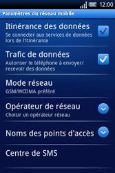 Sony Ericsson Xperia X8 - Mms - Configuration manuelle - Étape 6