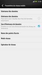 HTC One Max - Réseau - utilisation à l'étranger - Étape 8