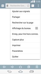 LG G3 S - Internet - Configuration manuelle - Étape 21