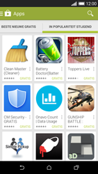 HTC Desire 610 - Applicaties - Downloaden - Stap 12