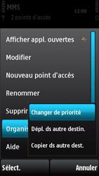 Nokia X6-00 - MMS - configuration manuelle - Étape 13