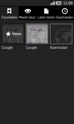 LG P940 PRADA phone by LG - Internet - hoe te internetten - Stap 9