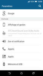 HTC One A9 - Messagerie vocale - configuration manuelle - Étape 5