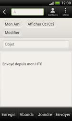 HTC T328e Desire X - E-mail - envoyer un e-mail - Étape 6