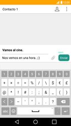 LG G5 - Mensajería - Escribir y enviar un mensaje multimedia - Paso 12