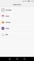 Huawei Y6 (2017) - E-mail - Configurar Yahoo! - Paso 5
