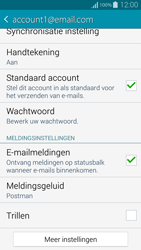 Samsung Galaxy S5 mini 4G (SM-G800F) - E-mail - Instellingen KPNMail controleren - Stap 11