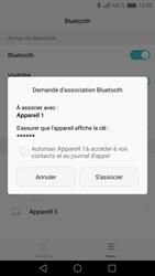 Huawei P9 Lite - Bluetooth - Jumeler avec un appareil - Étape 7