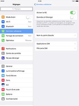 Apple iPad Pro 9.7 - iOS 10 - Internet - Utilisation à l