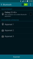 Samsung G901F Galaxy S5 4G+ - Bluetooth - Aanzetten - Stap 5