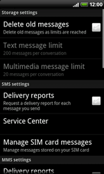 HTC A8181 Desire - SMS - Manual configuration - Step 6