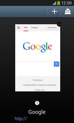 Samsung Galaxy Core Plus - Internet - Navigation sur internet - Étape 14