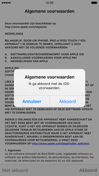 Apple iPhone 6S iOS 9 - Toestel - Toestel activeren - Stap 38