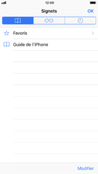 Apple iPhone 6 - iOS 12 - Internet - Navigation sur Internet - Étape 8