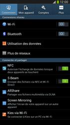 Samsung I9205 Galaxy Mega 6-3 LTE - Messagerie vocale - configuration manuelle - Étape 5