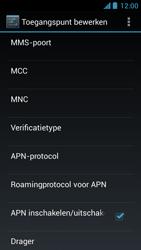 Acer Liquid Z5 - Internet - Handmatig instellen - Stap 17