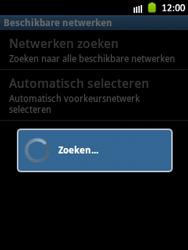 Samsung S5300 Galaxy Pocket - Buitenland - Bellen, sms en internet - Stap 8