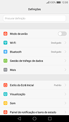Huawei P9 - Wi-Fi - Como ligar a uma rede Wi-Fi -  4