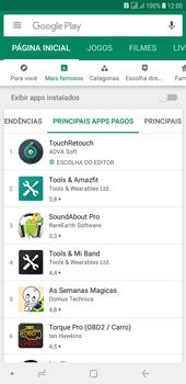 Samsung J4+ - Aplicativos - Como baixar aplicativos - Etapa 9