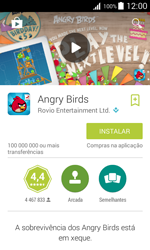 Samsung Galaxy J1 - Aplicações - Como pesquisar e instalar aplicações -  17