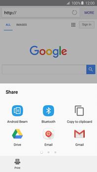 Samsung N920 Galaxy Note 5 - Internet - Internet browsing - Step 17